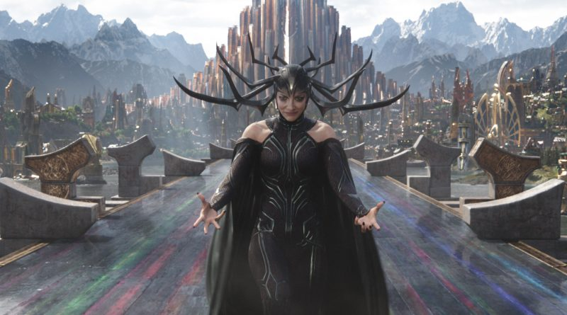 Hela, one of the best villains in the Marvel Cinematic Universe