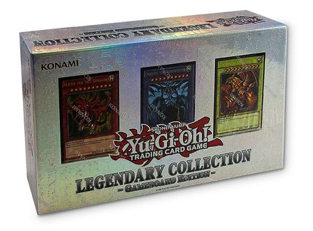 Legendary Collection, one of the best gifts in Yugioh