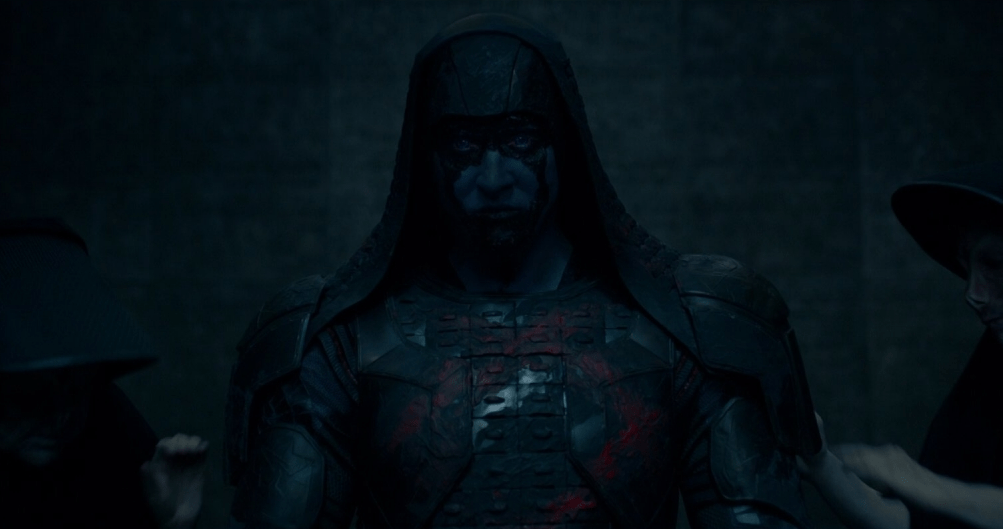 Ronan, one of the best villains in the Marvel Cinematic Universe