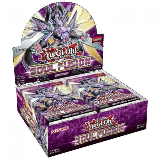 Booster Boxes, one of the best gifts in Yugioh