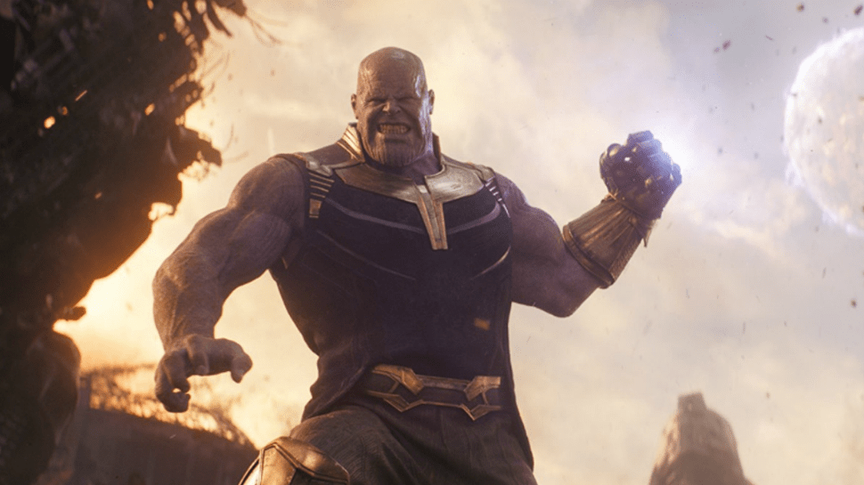 Thanos, the best villain in the Marvel Cinematic Universe