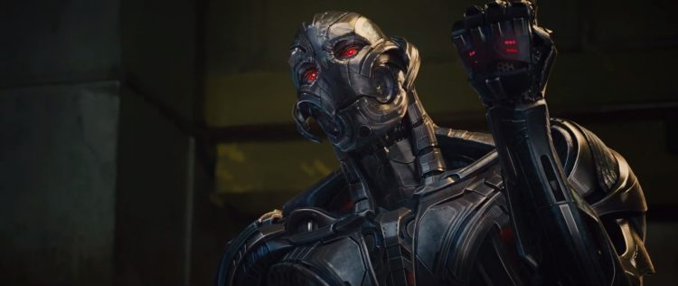Ultron, one of the best villains in the Marvel Cinematic Universe