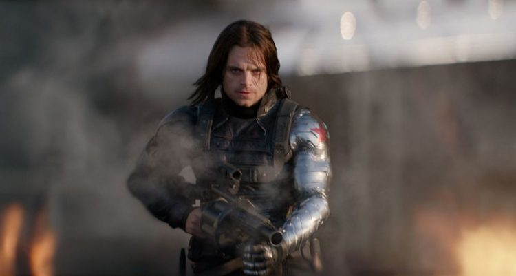 The Winter Soldier, one of the best villains in the Marvel Cinematic Universe