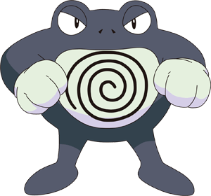 Poliwrath, one of the best Water and Fighting type Pokemon in Pokemon Let's Go