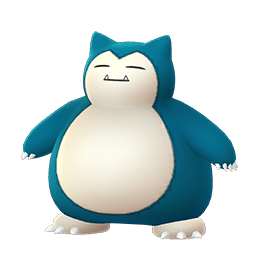Snorlax, one of the tankiest Pokemon in Let's Go Pikachu/Eevee
