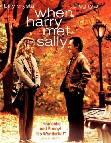 When Harry Met Sally, one of the bets movies for a romantic date