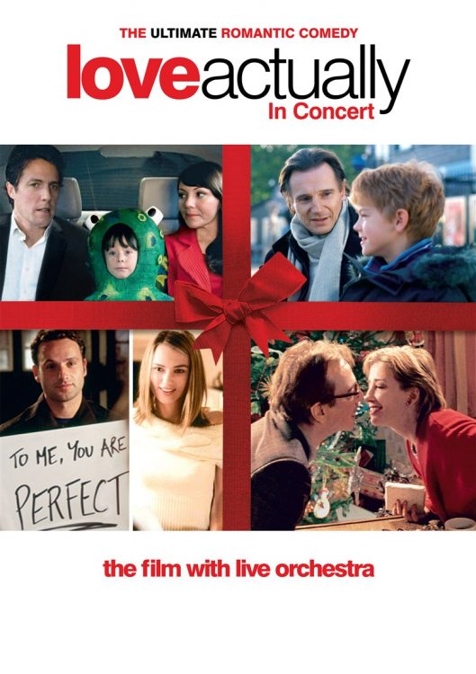 Love Actually, one of the bets movies for a romantic date