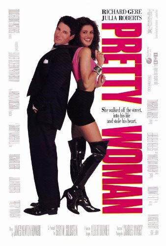 Pretty Woman, one of the bets movies for a romantic date