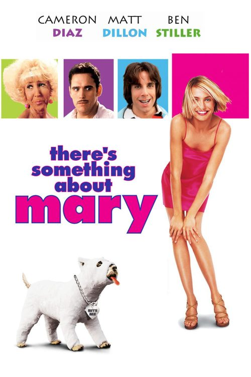 There's Something About Mary, one of the bets movies for a romantic date