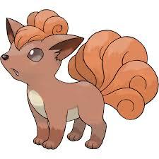 Vulpix, one of the best Fire type Pokemon in Pokemon Let's Go