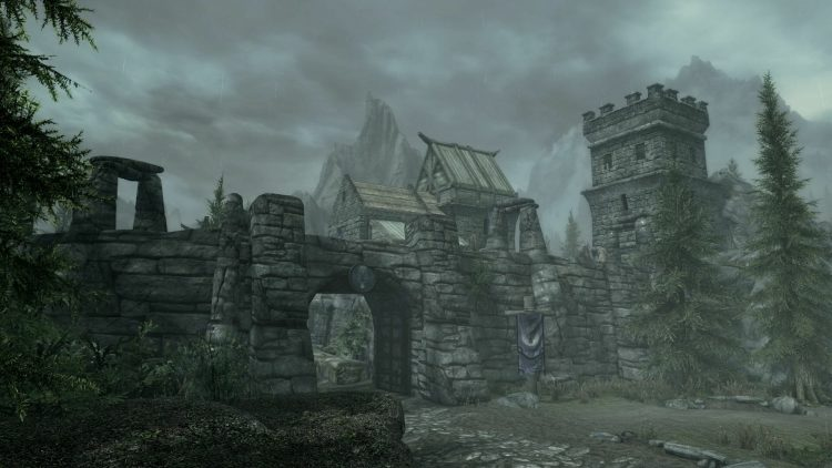 The Elder Scrolls: Skyrim, one of my favourite video games ever