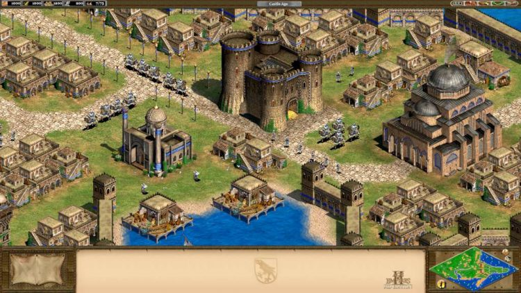 Age of Empires 2, one of my favourite video games ever