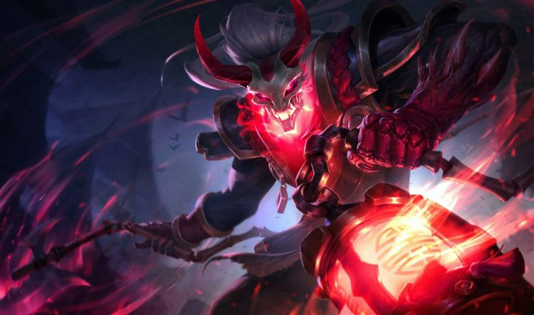 My Top 10 Favourite Champions in League of Legends - QTopTens