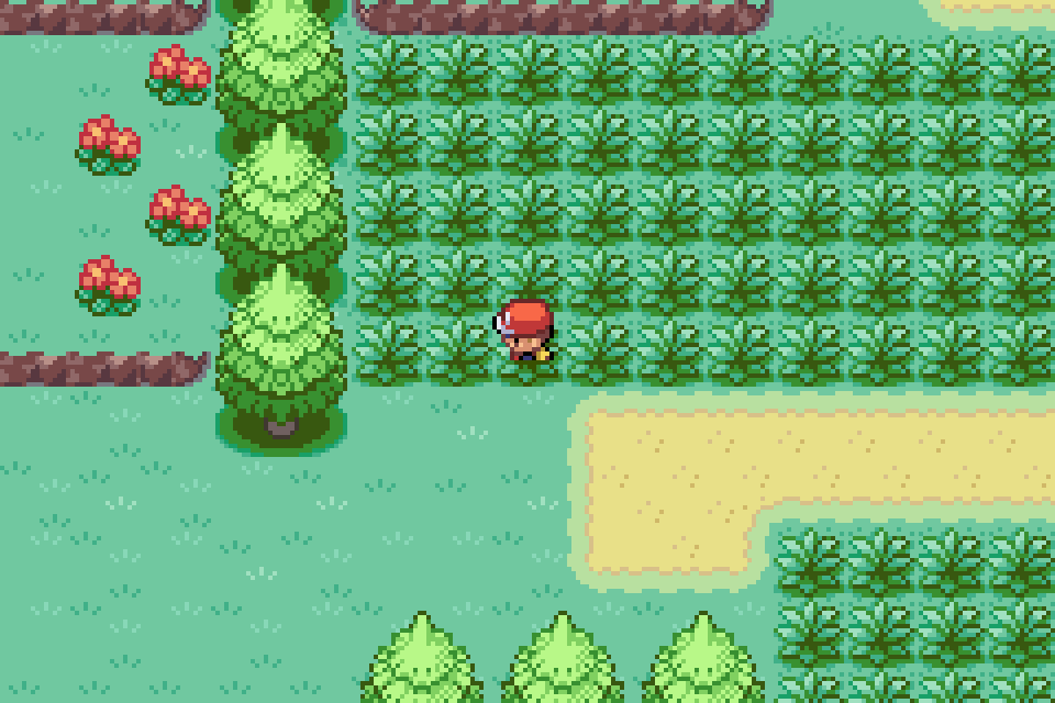 Pokemon Leaf Green, one of my favourite video games ever