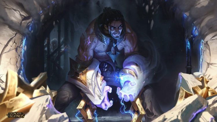 Sylas, one of the best URF champions in League of Legends