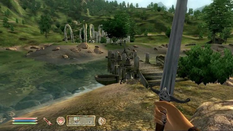 The Elder Scrolls: Oblivion, one of my favourite video games ever