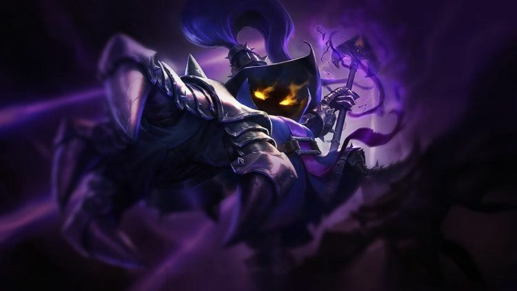 Veigar, one of the best URF champions in League of Legends